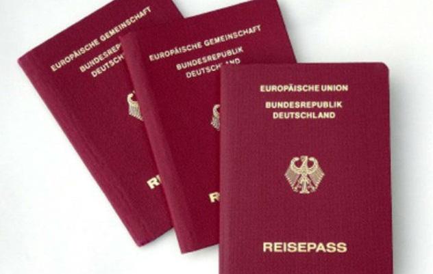 Các Loại Visa Vào đức