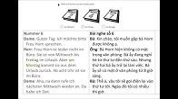 Kỳ Thi A1 - Phần Nghe - Bài Số 5