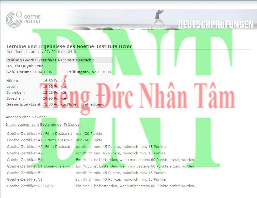 Đỗ Thị Quỳnh Trúc 718 SG