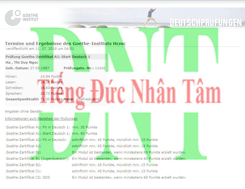 Hà Thị Duy Ngọc 718 SG