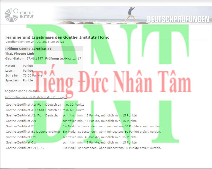 Thái Phương Linh Viết