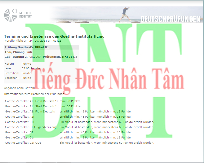 Thai Phương Linh đỌC