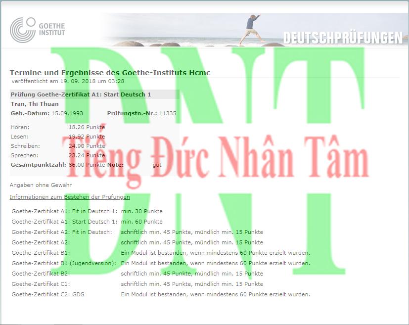 Trần Thị Thuận