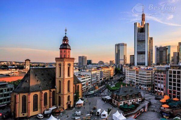 Tìm Hiểu Về Thành Phố Tự Do Frankfurt