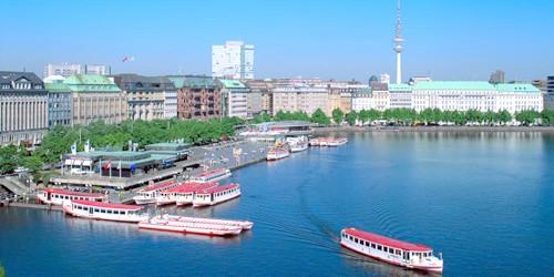 Thành Phố Cảng Hamburg – Vẻ đẹp Của Sự Sầm Uất