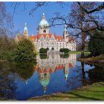 Dạo Quanh Thành Phố Hanover Nước Đức