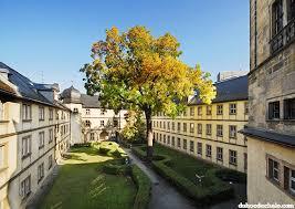 Du Học Đức Trường đại Học Otto Friedrich Thành Phố Bamberg