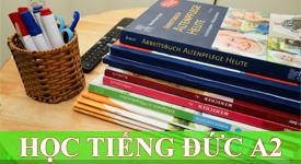 Học Tiếng Đức A2